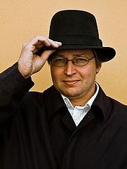 Author photo. Markus Koljonen