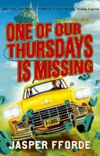 One of Our Thursdays is Missing by Jasper…