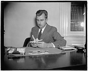 Author photo. Library of Congress Prints and Photographs Division, Harris & Ewing Collection (REPRODUCTION NUMBER:  LC-DIG-hec-29225)