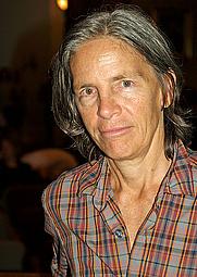 Author photo. Credit: David Shankbone, Sept. 14, 2008, Brooklyn Book Festival