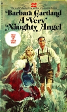 A Very Naughty Angel by Barbara Cartland