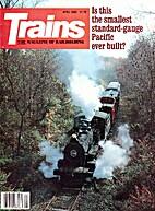 Trains, vol. 43, n° 6 - April 1983 by David…