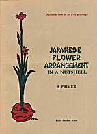 Japanese flower arrangement in a nutshell,:…