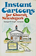 Instant Cartoons for Church Newsletters, No…