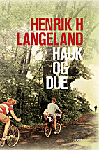 Hauk og due by Henrik H. Langeland