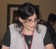 Author photo. Ellen Datlow