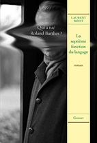 The Seventh Function of Language by Laurent…