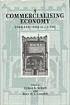 A Commercialising Economy: England, 1086 to…