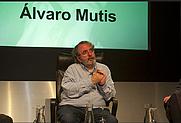 Author photo. Jon Juaristi, escritor, Coloquio en homenaje a Álvaro Mutis en October 28, 2013