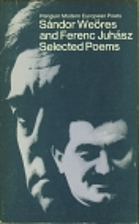 Selected Poems by Sandor Weores