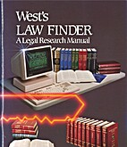 Law Finder: A Legal Research Manual