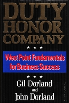 Duty Honor Company: West Point Fundamentals…