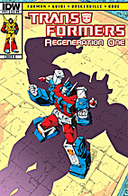 The Transformers: Regeneration One #93 -…