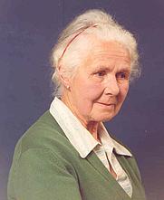 Author photo. Rosalind Mary Theodosia Hill