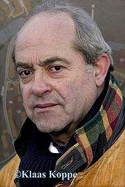 Author photo. Lodewijk Willem Henri Wiener - photo by Klaas Koppe