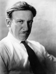 Author photo. Tod Browning 1880-1962
