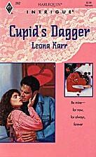 Cupid's Dagger by Leona Karr