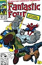 Fantastic Four [1961] #348 by Walter…