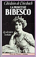 La princesse Bibesco (1886-1973) by Ghislain…