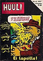Huuli 6/1977