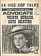 Advocate Magazine (Issue #63) Ex-Vice Cop…
