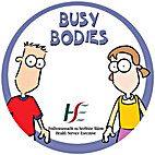 Busy bodies : adolescent development…