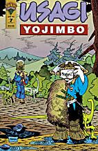 Usagi Yojimbo 7 by Stan Sakai