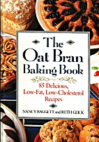 Oat Bran Baking by Nancy Baggett