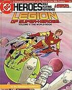 Legion of Super-Heroes Sourcebook, Volume…
