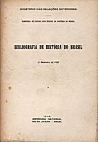 Bibliografia de história do Brasil by…