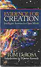 Evidence for Creation: Intelligent Answers…