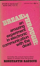 Breakthrough: An Amazing Experiment in…