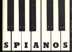 Quelques pianos by Simon Cutts