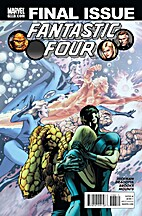 Fantastic Four [1961] #588 by Jonathan…