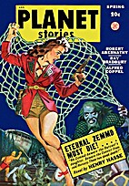 Planet Stories Spring 1949 by Paul L. Payne