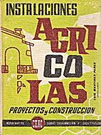 Instalaciones agrícolas : Proyectos y…