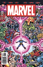 Marvel Universe: The End by Jim Starlin
