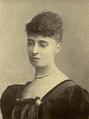 Author photo. Image from <b><i>The Poets' Chantry</i></b> (1912) by Katherine Brégy