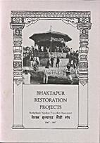 Bhaktapur Restoration Projects ; Netherlands…