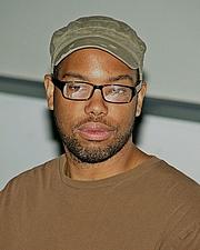 Author photo. Wikipedia Commons/David Shankbone