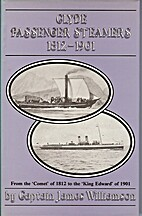 The Clyde Passenger Steamers: From the…