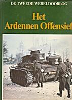 Het Ardennen offensief by Dick van Koten