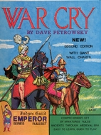 War Cry by Dave Petrowsky