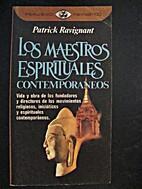 Los Maestros Espirituales Contemporáneos:…