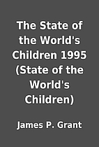 The State of the World's Children 1995…