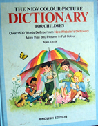 The new color-picture dictionary for…