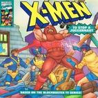 X-Men: To Stop a Juggernaut by Gray Morrow