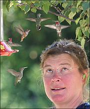 Author photo. peggyrathmann.com