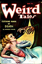Weird Tales Volume 25 Number 3, March 1935…