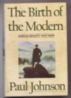 The Birth of the Modern: World Society…